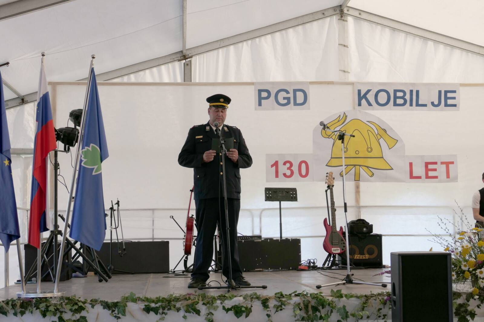 130 let PGD Kobilje