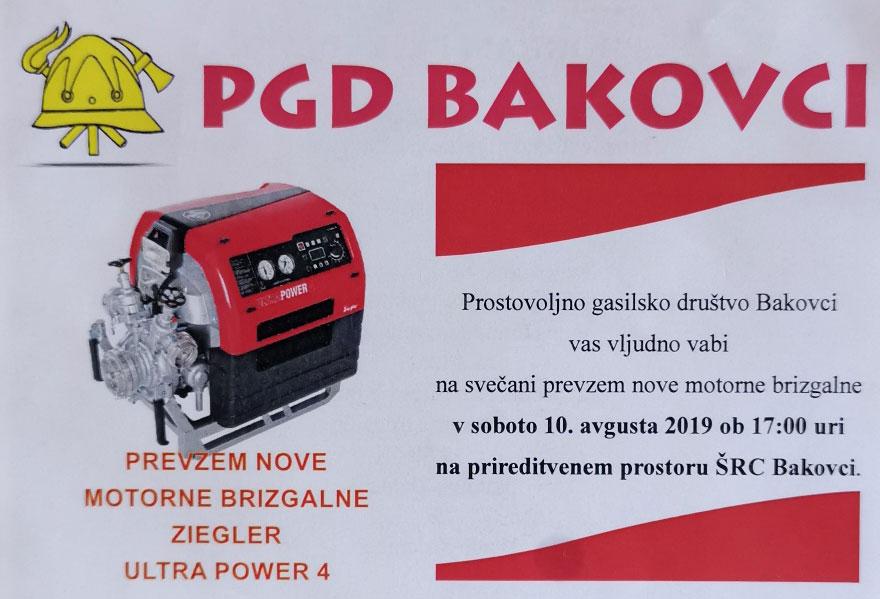 PGD Bakovci